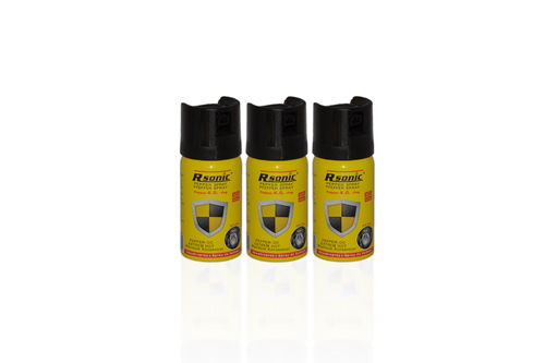 Rsonic 40 ml Tierabwehrspray | 3er-Pack | 5er-Pack